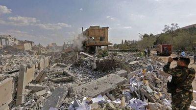 EE. UU. bombardeó Siria: ¡Cháke la tercera guerra!