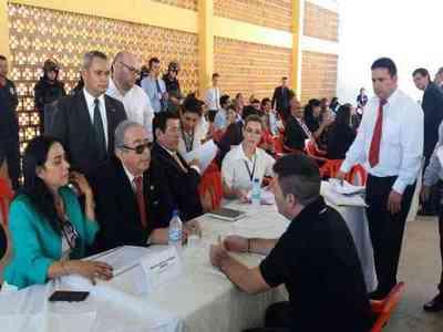 Ocho reclusos de Coronel Oviedo obtuvieron su libertad