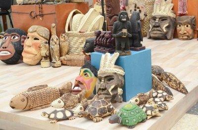 Creatividad en fina artesanía nacional