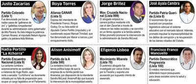 Electores tendrán 30 listas de diputados en Alto Paraná