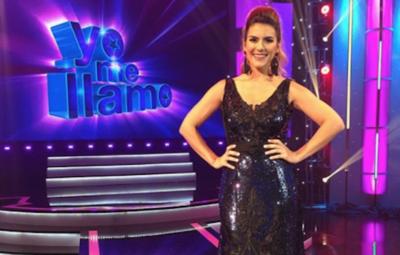 """Forzada y con extraña voz, Amparo debutó en 'Yo me llamo' y en redes la """"fulminan"""""""