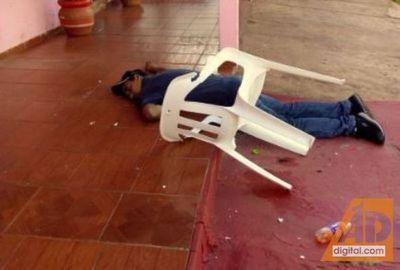 Brasileño acribillado a balazos en barrio Defensores del Chaco