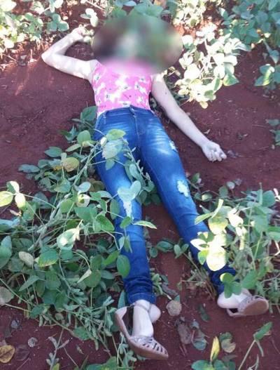 Hallan cadáver de una mujer en Presidente Franco