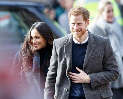 Lo que se sabe de la boda del príncipe Enrique y Meghan Markle