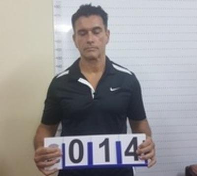 Juez ordena que Saguier Blanco vaya a Tacumbú