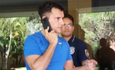 Alegan que médicos 'se prestan a farsa' para evitar prisión de Saguier Blanco