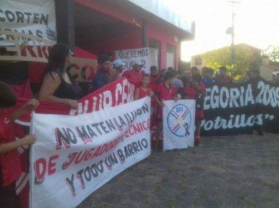 Exigen que el club Cerro Corá participe de torneos