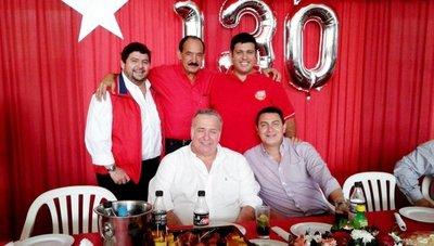 González Daher usó y abusó del Estado y pretende ser reelecto