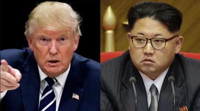 Trump está optimista sobre las charlas con Corea del Norte