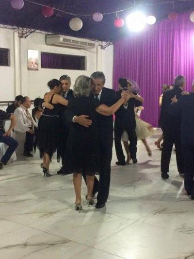 Para el tango no hay edad