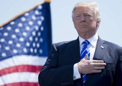 Trump llama buena noticia suspensión de pruebas nucleares