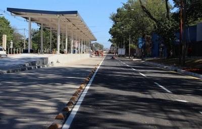 Habilitan parcialmente ruta Mariscal Estigarribia