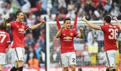 El United gana y logra el billete para la final de Copa