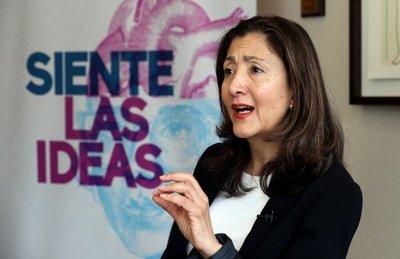 Ingrid Betancourt: Hay que construir por encima de la adversidad
