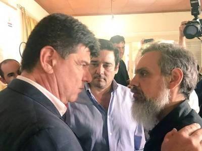 """""""¿No saben lo que pasa en Venezuela?"""": Alegre no coincide con Leo Rubín"""