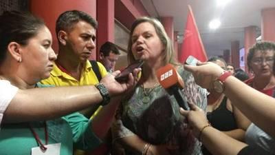 Lilian agradece a correligionarios por la participación en elecciones