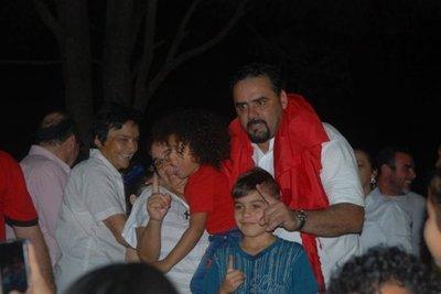 César Tigre Ramírez se impuso en Canindeyú