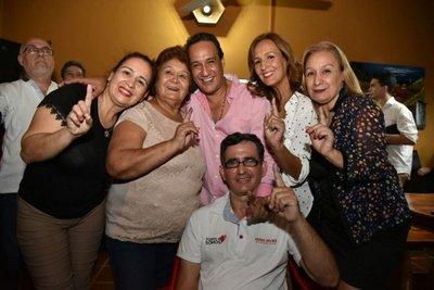 Hugo Javier rompe hegemonía liberal en Central