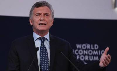 Macri felicita al presidente electo de Paraguay