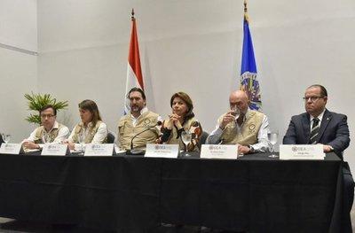 OEA cuestiona baja representación femenina
