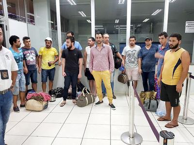 Expulsan del país a brasileños acusados por varios delitos