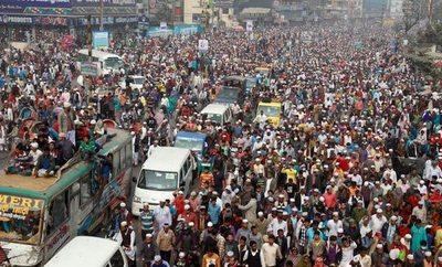 Hembypa la arriero en China y la India