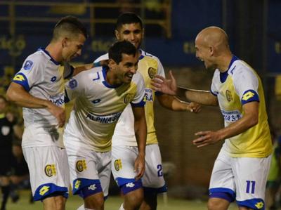 Cristian Maidana anota el mejor gol de la fecha 13