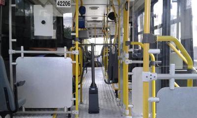 Molinetes, el akãrasy diario de los pasajeros