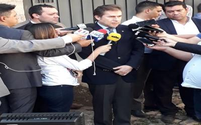 Castiglioni asegura que no se puede dudar de la transparencia de la Justicia Electoral