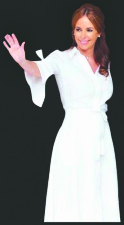 De la mano de Silvana, Paraguay vuelve a tener su primera dama