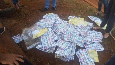 Cartes había vetado proyecto que permitía guardar papeletas de voto