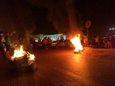 Manifestaciones en diferentes puntos del país