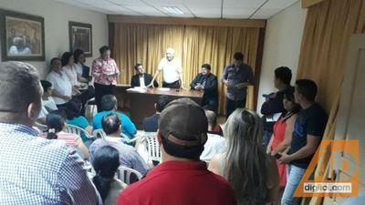 Tribunal Electoral Regional confirmó a Ronald Acevedo como Gobernador electo de Amambay