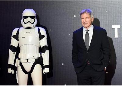 Harrison Ford debutará en el cine de animación
