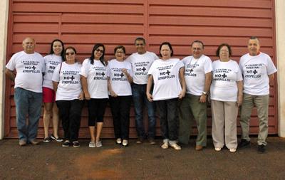 Los jubilados de Itaipú exigen el rechazo del beneficio proporcional