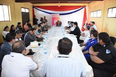 Coordinan trabajos para desfile del 14 de mayo en CDE