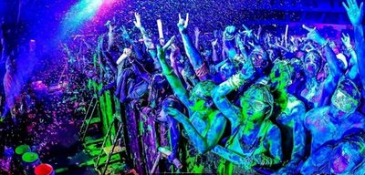 Electrónica, reguetón y pintura, mañana en el Life in Color