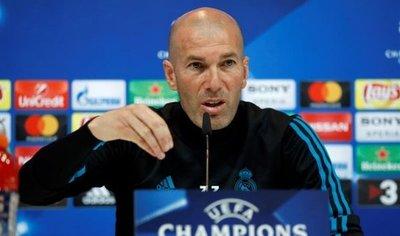 Zidane: En Liga el dominador es claramente el Barcelona