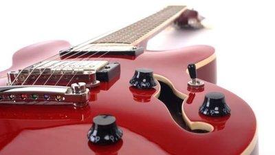 Mítico fabricante de guitarras Gibson se declara en bancarrota