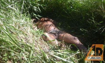 Hallan el cuerpo sin vida de un hombre raptado el pasado domingo