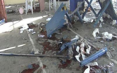Al menos 12 muertos tras explosión en un centro electoral en Afganistán