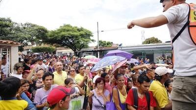 Cifra de migrantes venezolanos en Latinoamérica creció 900%