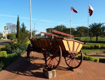 """De """"Ka'i Puente"""" se convirtió en la pujante ciudad de Coronel Bogado"""