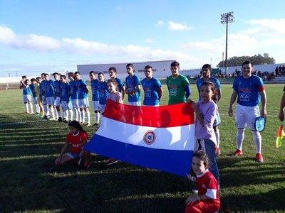 Atyreña gana Copa internacional