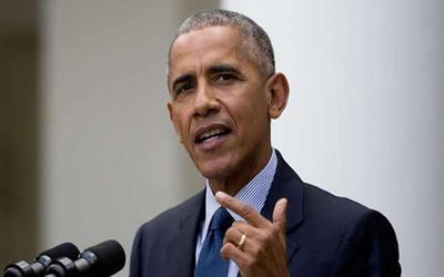 """Obama tacha de """"grave error"""" la decisión de Trump sobre Irán"""