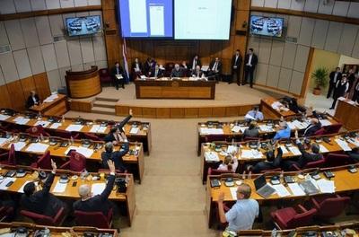 Senado aprobó interpelación al canciller Loizaga por ignorar al Congreso Nacional