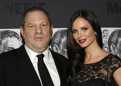 """""""Fui tan naif"""", dice la esposa de Harvey Weinstein tras el escándalo"""
