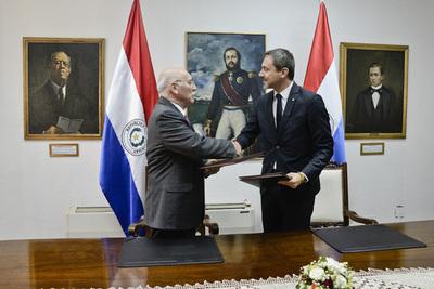 Paraguay contará con Misión permanente del Comité Internacional de la Cruz Roja