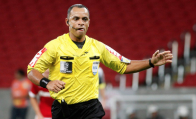 HOY / Libertad tendrá árbitro brasileño