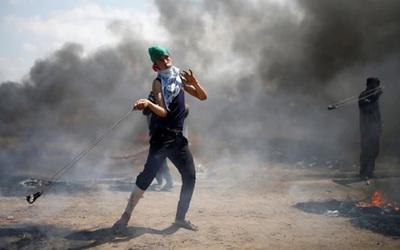 Violentos choques en Gaza a horas del traslado de la embajada de EE.UU